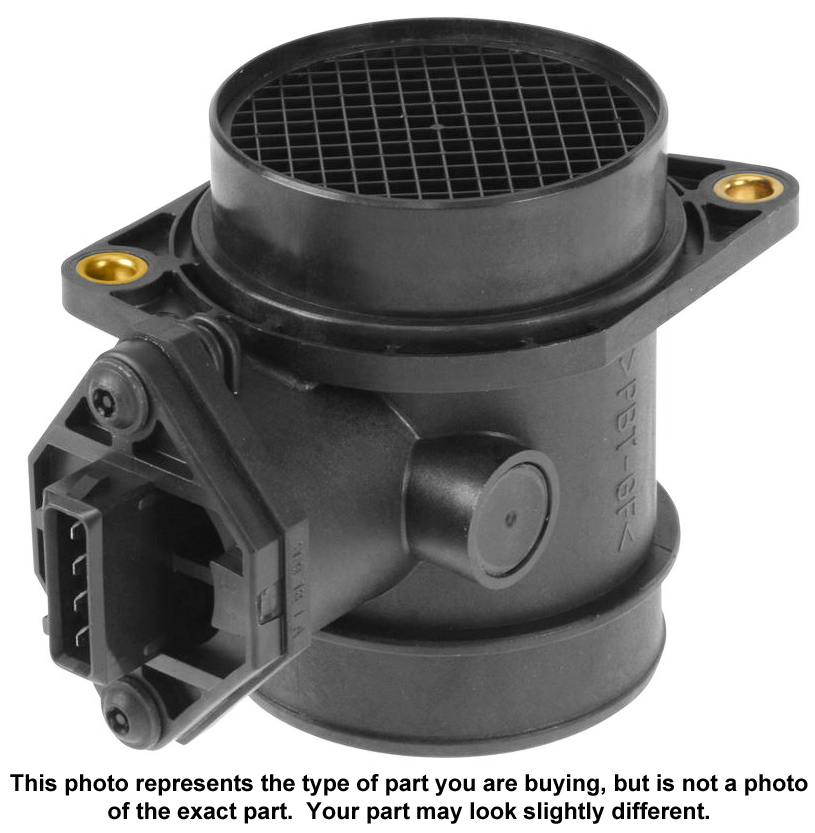 Map Sensor Or Maf Sensor: Brand New OEM Genuine Bosch Mass Air Flow MAF Sensor Meter